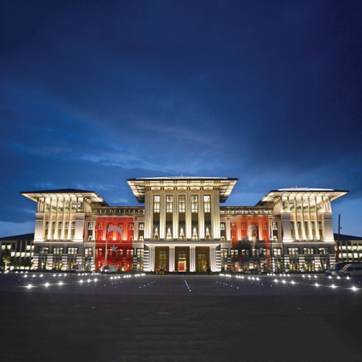 Präsidentenkomplex Ankara