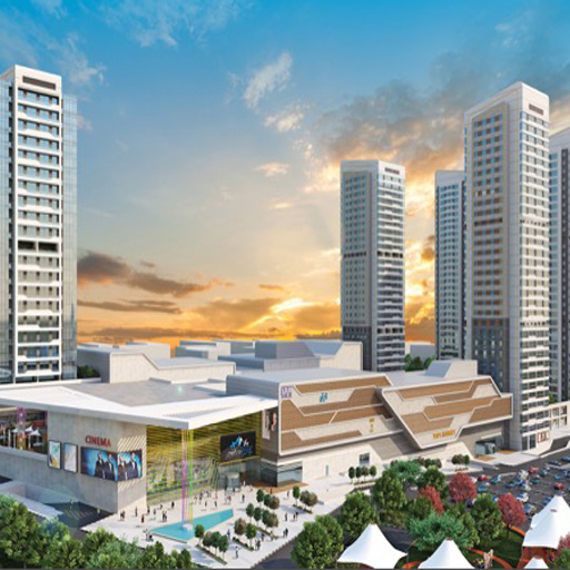 Metromall Shopping Mall Office and Life Center / Ankara