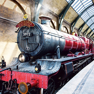 168-FUL Hogwarts Express