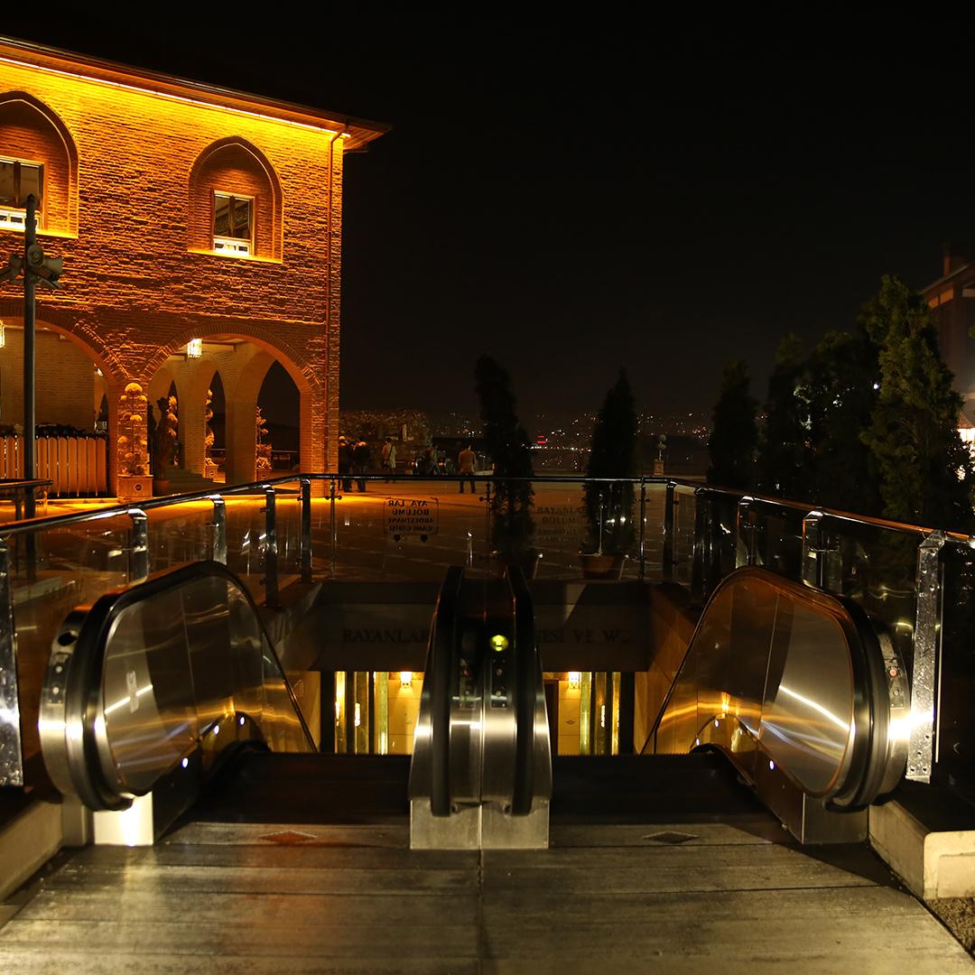 Hacı Bayram-i Veli Mosque / Ankara