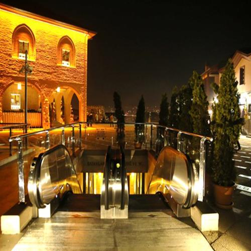 Hacı Bayram-i Veli Moschee / Ankara