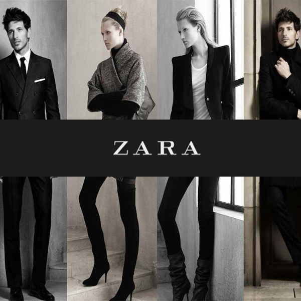 Zara – Aufzüge
