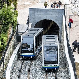100-FUL Lugano–Stazione