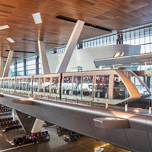 CLS Hamad International Airport Shuttle
