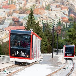 60-FUL Tbilisi – Mtatsminda