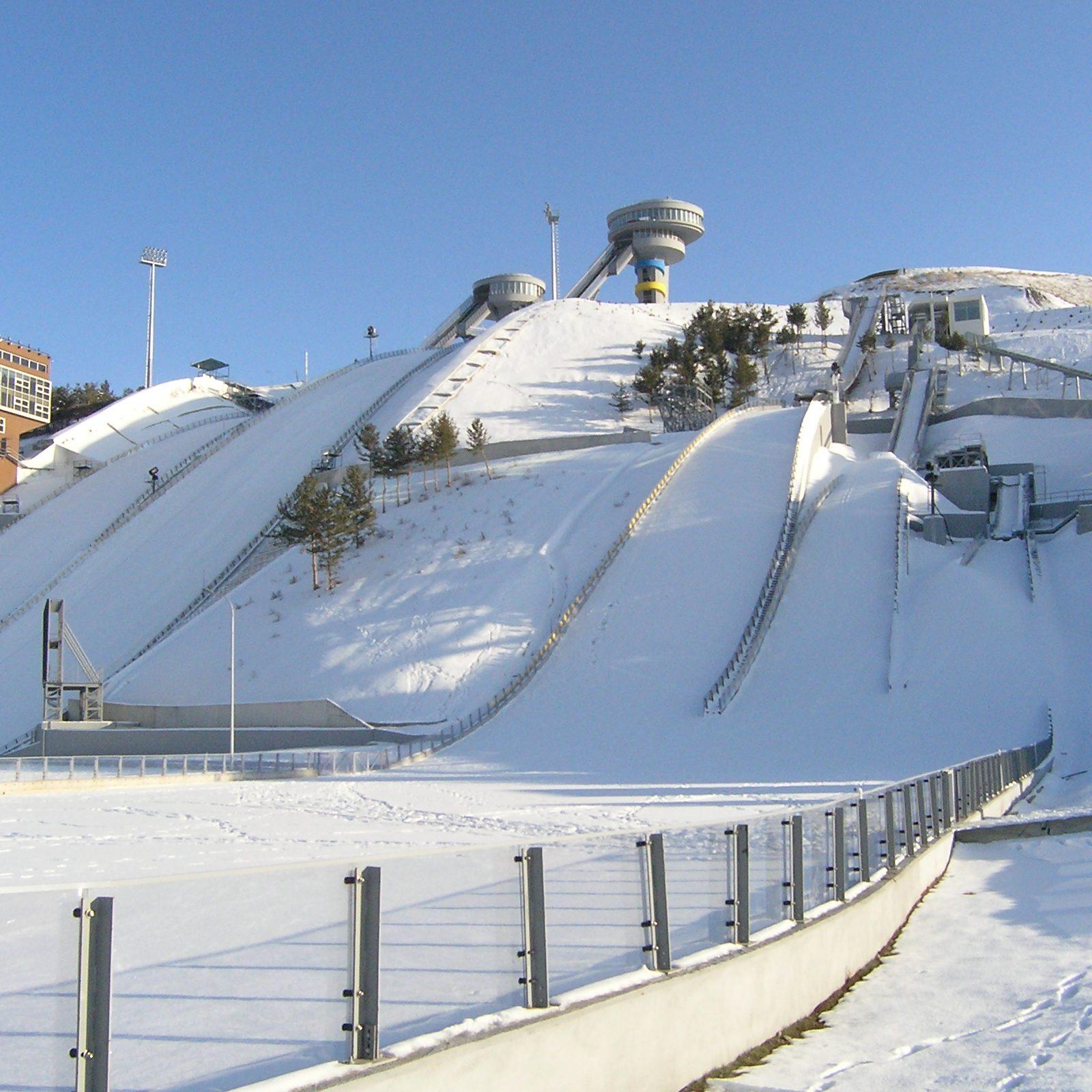 Erzurum Kayak Merkezi